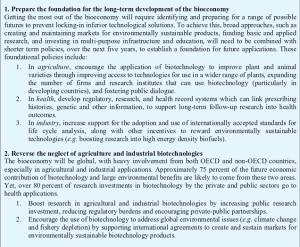 Biotechnology- bioeconomy- 10:22:11 PM