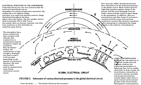 Earth's Electrical Environment