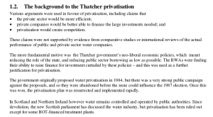 Thatcher privatisation - 04:14:17 PM