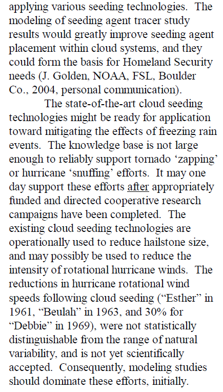 DHS - Homeland Security - Raytheon - Weather Modification - Tornado Zapping Hurricane Seeding