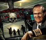 Rumsfeld Military Chemtrails Tanker